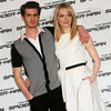 Emma Stone and Andrew Garfield in Rome for The Amazing Spider-Man