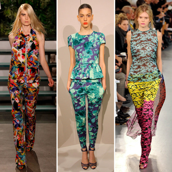 Best Floral Clothing For Summer 2012