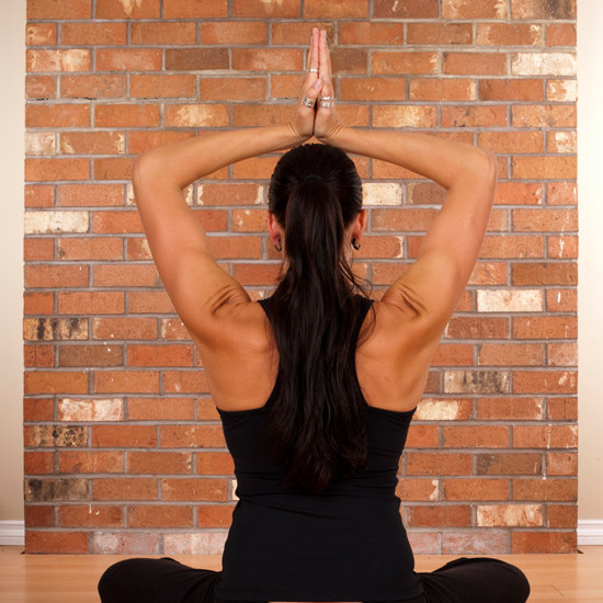 5 Yoga Moves to Tone the Arms