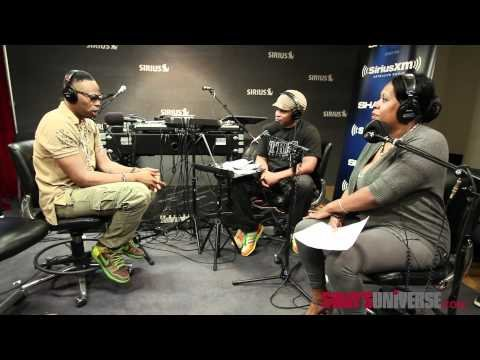 Kardinal Offishall  With Sway And Heather B On Sway In The Morning