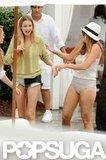 Bikini-Clad Whitney Port Celebrates Her Best Friend's Bachelorette