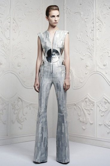 Alexander McQueen Resort 2013