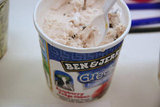 Ben & Jerry's Raspberry Fudge Chip