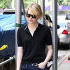 Emma Stone and Andrew Garfield NYC Pictures