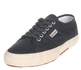 Tennis sneakers like these classic Supergas are a must for replicating the look.  Superga Portofino Sneaker ($70)