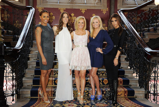 Victoria Beckham Reunites With the Spice Girls to Announce Viva Forever!