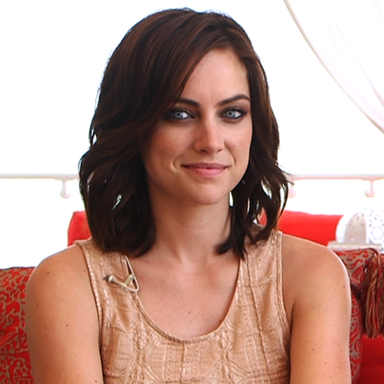 Jessica Stroup Talks Ted, 90210's Big Baby-Daddy Twist, and Working With Mark Wahlberg