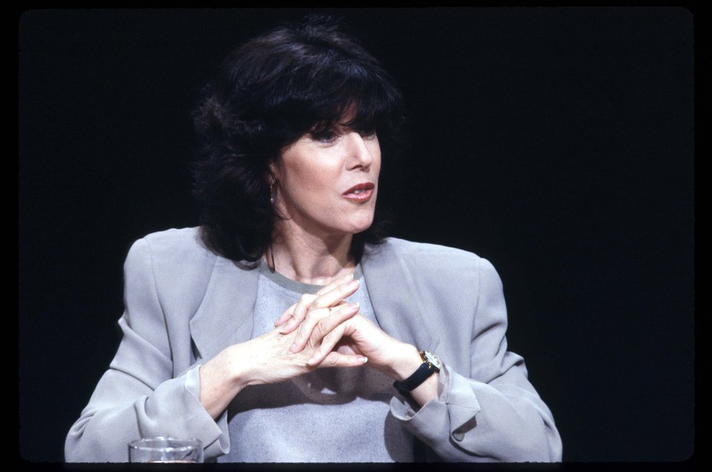 """Beware of men who cry. It's true that men who cry are sensitive to and in touch with feelings, but the only feelings they tend to be sensitive to and in touch with are their own."" — Nora Ephron on sensitive men"