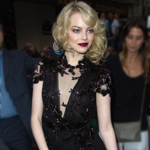 See All Emma Stone's Red Carpet Looks for The Amazing Spider-Man