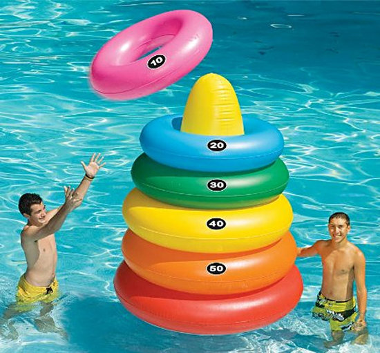 ToySplash Giant Ring Toss Game ($35)