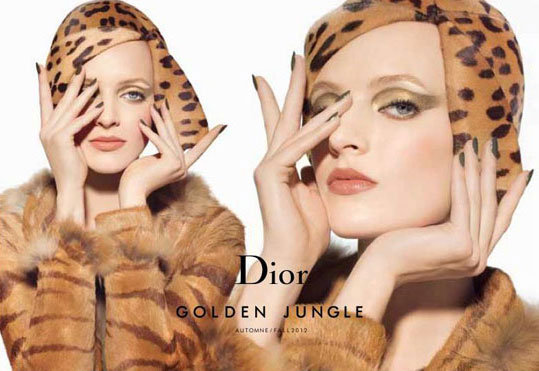 Jungle Fever: Carine Roitfeld Works Her Magic For Dior