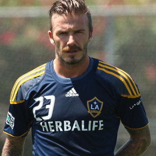 David Beckham Doesn't Make UK Olympic Team