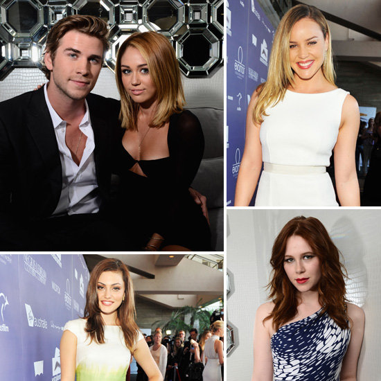 Check Out the Celebrity Arrivals at the Australians in Film Awards and Benefit Dinner