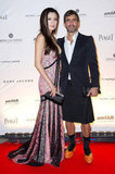 Rebecca Wang and Marc Jacobs