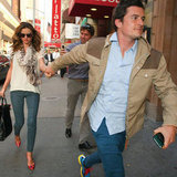 Miranda Kerr and Orlando Bloom Broadway Pictures