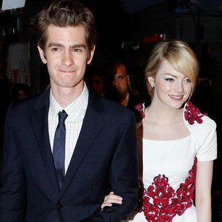 Live Interviews With Andrew Garfield and Emma Stone at the LA Premiere of The Amazing Spider-Man