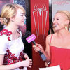 Emma Stone Interview at The Amazing Spider-Man (Video)