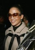 Jennifer Lopez was in Rome for Tom and Katie's wedding.