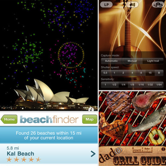 We Discovered 8 Apps For the Fourth of July