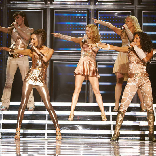 The Spice Girls have reunited to work on a musical, and we've got their craziest looks from the past.