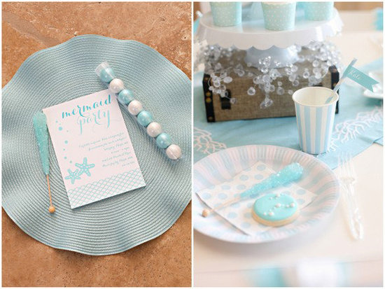 Invitations and Place Settings