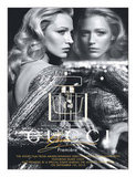 Sneak Peek: Blake Lively for Gucci Premiere Fragrance Campaign
