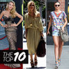 Top 10 Best Dressed Celebrities This Week Including Miranda Kerr, Rachel Zoe and Blake Lively