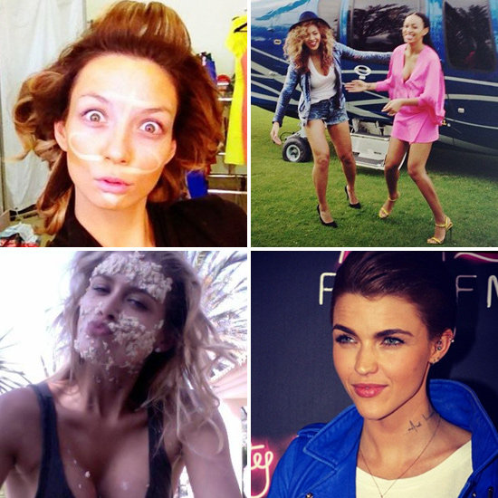 Candids: See What Ricki-Lee Coulter, Ruby Rose, Whitney Port & More Have Been Up To This Week