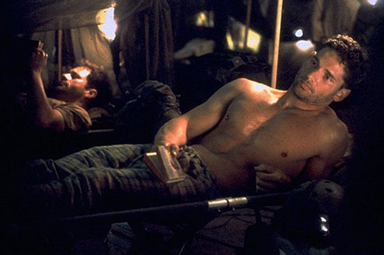 Eric Bana in Black Hawk Down