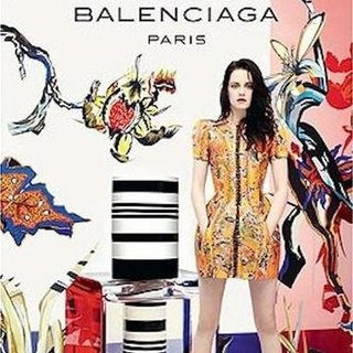 Kristen Stewart Balenciaga Ad (Video)