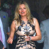 Kate Moss at Jade Jagger's Wedding in London Pictures