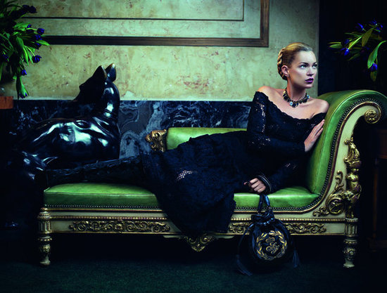 Ferragamo Fall 2012 Ad Campaign