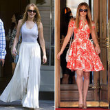 Jennifer Lawrence Has a Stylish Stay in Paris