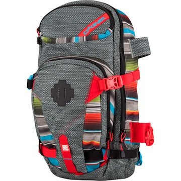Multicompartment Backpack
