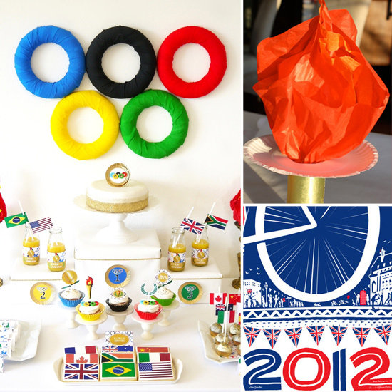 13 Ways to Get Your Kids Into the Olympic Spirit Before July 27