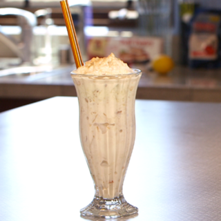 Vegan Apple Pie Milkshake Recipe