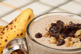 Banana Muffin Smoothie