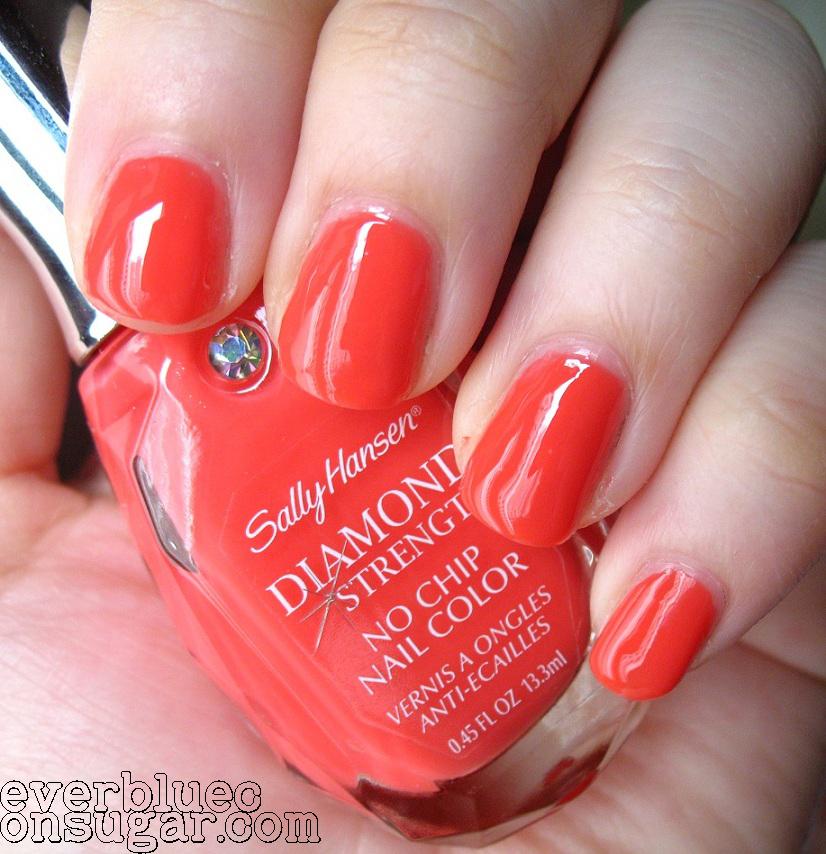 Enchanting Sally Hansen Nail Hardener Diamond Strength Ideas - Nail ...