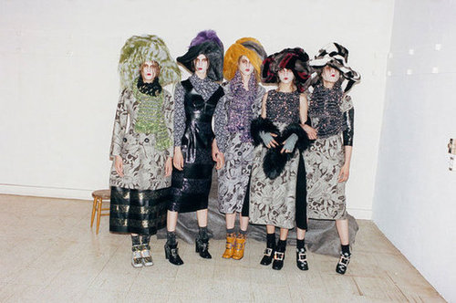Marc Jacobs Fall 2012 Ad Campaign