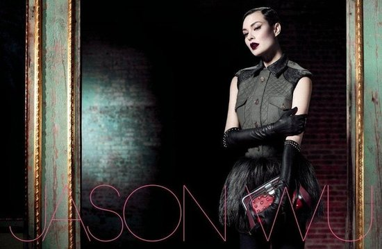 Jason Wu Fall 2012 Ad Campaign