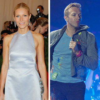 Gwyneth Paltrow and Chris Martin Kiss at Concert (Video)