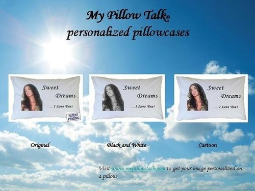 My Pillow Talk