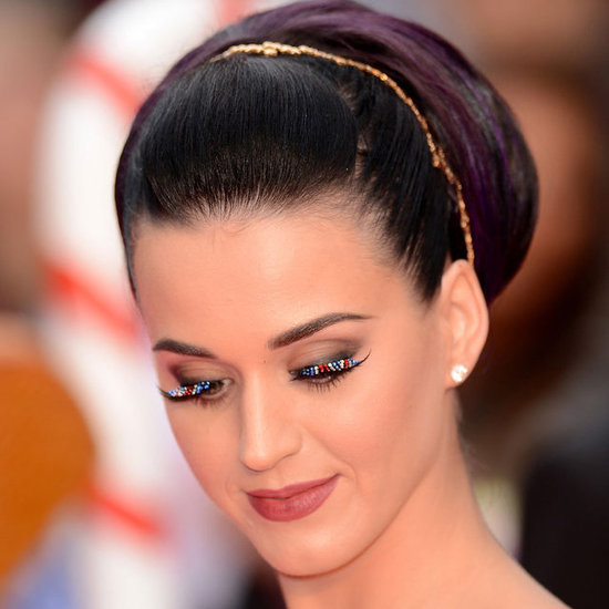 Get the London Look: Katy Perry Goes Red, White and Blue