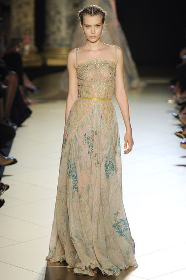 Elie Saab Couture Fall 2012