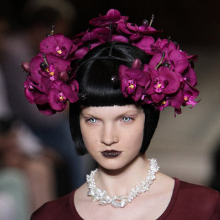 Paris Haute Couture Fashion Week Hair and Makeup 2012