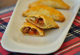 Chicken Cornish Pasties