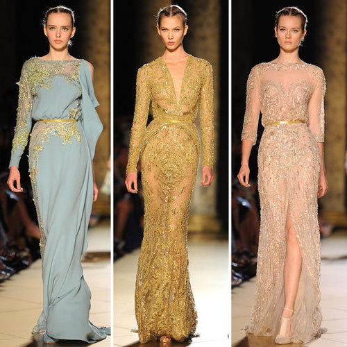 Elie Saab Couture Collection Fall 2012 Pictures