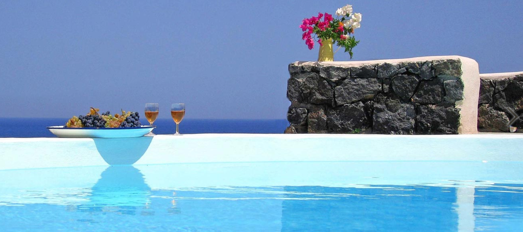 Windmill Villas – Santorini, Greece