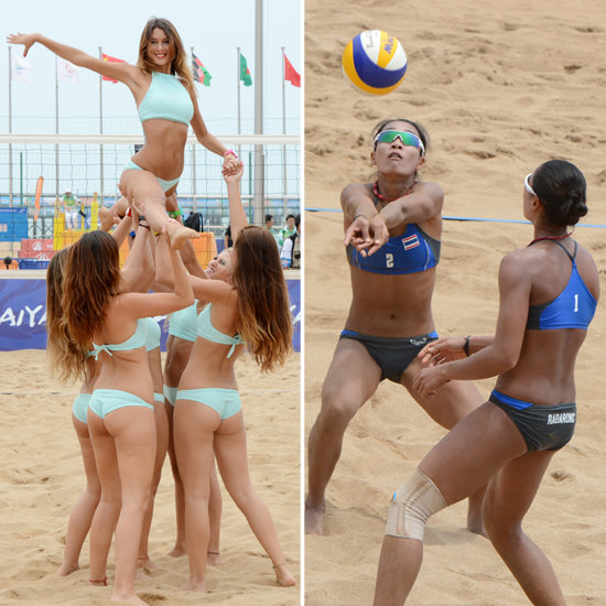 Beach Volleyball Bikinis, 2000s