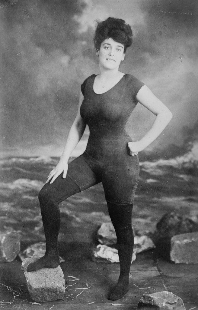 Swim Star Lawbreaker, 1907